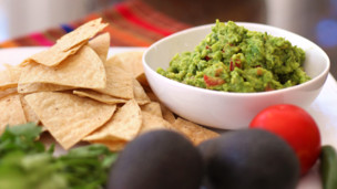 Thumbnail image for Homemade Guacamole