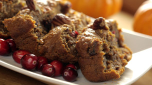 Thumbnail image for Vegan Pumpkin Bread