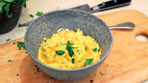 Thumbnail image for Turkish Carrot Salad