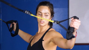 Thumbnail image for Full-Body Suspension Trainer