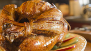 Thumbnail image for Bacon-Wrapped Turkey