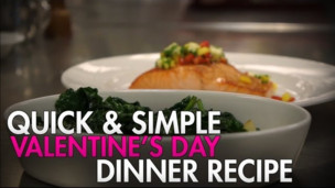 Thumbnail image for Valentine's Day With This Simple Salmon Recipe