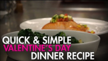 Valentine's Day With This Simple Salmon Recipe