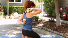 How To Relieve Back Pain With A Tennis Ball