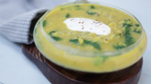 Thumbnail image for Indian Lentil Soup