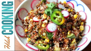 Quinoa Salad - Light and Healthy Summer