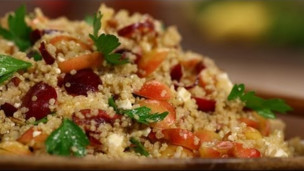 Thumbnail image for Quinoa Salad With Cherries