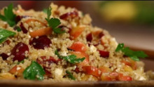 Quinoa Salad With Cherries