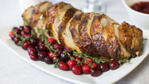 Thumbnail image for Cranberry Turkey Breast
