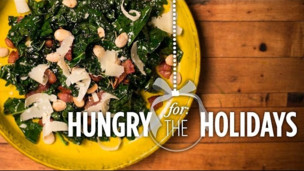 Bacon and Kale Salad | Hungry for the Holidays