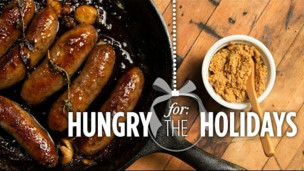 Thumbnail image for Beer Braised Sausages | Hungry for the Holidays