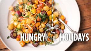 Thumbnail image for Beer Braised Saffron Carrots | Hungry for the Holidays