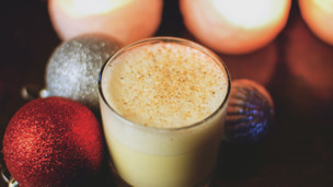 Fresh Homemade Eggnog