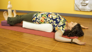 Restorative Yoga Bliss