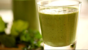 Thumbnail image for Green Machine Breakfast Smoothie