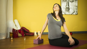 Thumbnail image for Prenatal Yoga: Inner Renewal