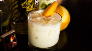 Thumbnail image for Añogo: Eggnog with Tequila