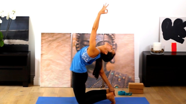 Beginner Backbends & Balances