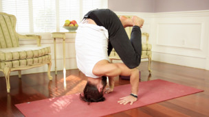 Inversions Series: Learn to Headstand