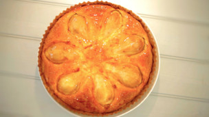 Thumbnail image for French Pear & Almond Tart
