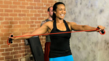 45 Minute Upper Body Circuit Workout