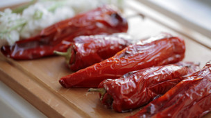 Thumbnail image for Smoky Stuffed Peppers