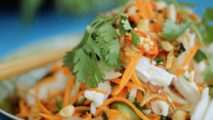 Thumbnail image for Vietnamese Squid Salad