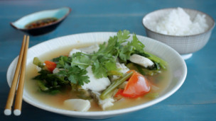 Vietnamese Fish Soup