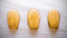 Gluten Free Madeleines