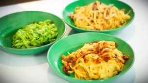 Thumbnail image for Ready in Ten - 3 Pastas
