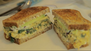 Thumbnail image for Eggstatic Breakfast Sandwich