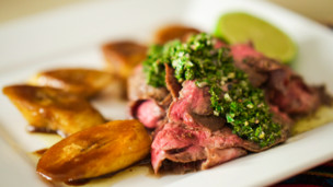 Chimichurri Skirt Steak