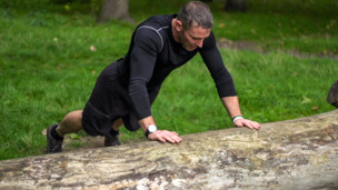 Outdoor HIIT Routine