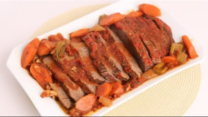 Braised Brisket Recipe