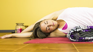 Thumbnail image for Women's Health: Yoga for Breast Cancer