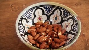 Spanish Almond Tapas