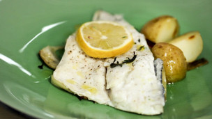 Thumbnail image for Sea Bream en Papillote
