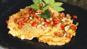 Thumbnail image for Spicy Tomato Omelette