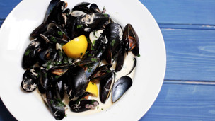 Thumbnail image for Moules Marinières by Vicki Higham (FBC)