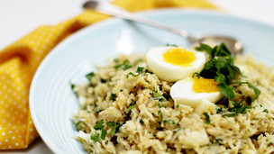 Kedgeree: A British Classic