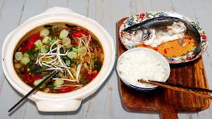 Thumbnail image for Hot & Sour Soup