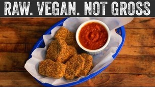 Thumbnail image for Not Chicken Nuggets but Raw and Vegan