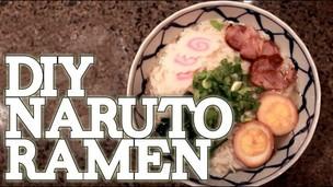 Thumbnail image for Homemade Naruto Ichiraku Ramen