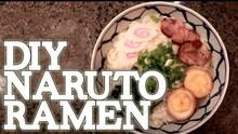 Homemade Naruto Ichiraku Ramen