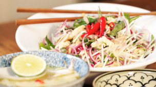 Thumbnail image for Chicken Salad with Soup