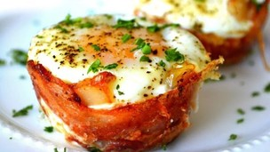 Thumbnail image for Breakfast Cups: Mother's Day Brunch