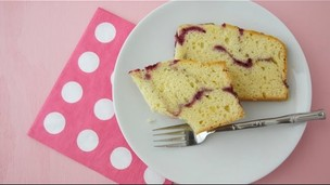 Thumbnail image for Pink Pound Cake Recipe for Mother's Day Brunch