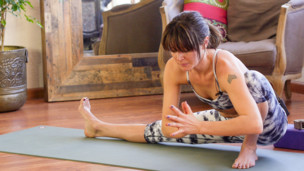 Yoga for Athletes: Prevent and Heal Injuries
