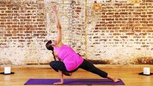 Yoga for Athletes: Strength Sequence