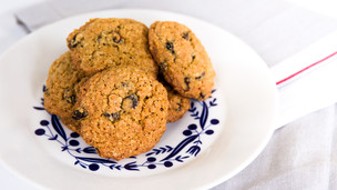Thumbnail image for Oatmeal & Raisin Cookies